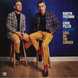 FREEMAN, Martin/EDDIE PILLER/VARIOUS - Soul On The Corner