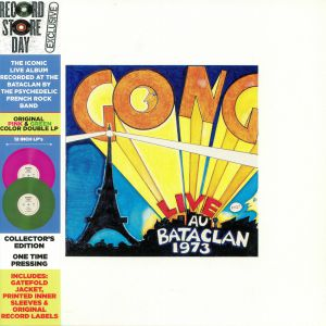 GONG - Live Au Bataclan 1973 (Record Store Day 2019)