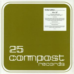 VARIOUS - 25 Compost Records