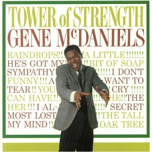 McDANIELS, Eugene aka GENE McDANIELS - Tower Of Strength