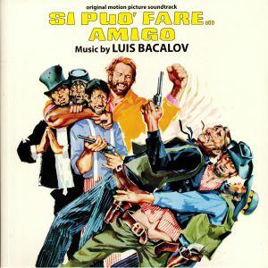 BACALOV, Luis - Si Puo' Fare Amigo (Soundtrack)