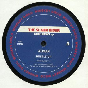 SILVER RIDER, The/THE FUNK DISTRICT - Fake News EP