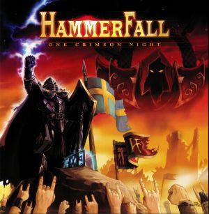 HAMMERFALL - One Crimson Night (Live) (Record Store Day 2019)