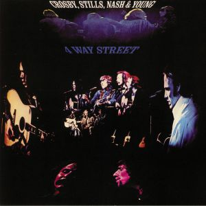 CROSBY STILLS NASH & YOUNG - 4 Way Street (Expanded Edition) (Record Store Day 2019)