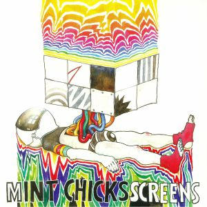 MINT CHICKS, The - Screens (10th Anniversary Edition) (Record Store Day 2019)