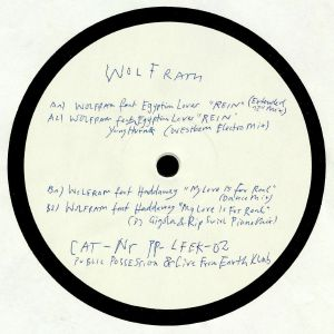 WOLFRAM - Remix EP