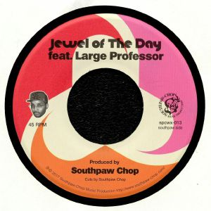 SOUTHPAW CHOP feat LARGE PROFESSOR - Jewel Of The Day