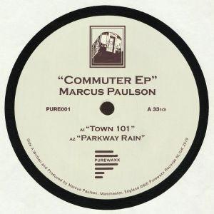 PAULSON, Marcus/BOHM - Commuter EP