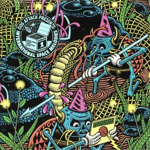 RENAULT, Jacques/PLETNEV/TIGER & WOODS/KETIOV - Dos Attack Presents International Space Melodies Vol 1