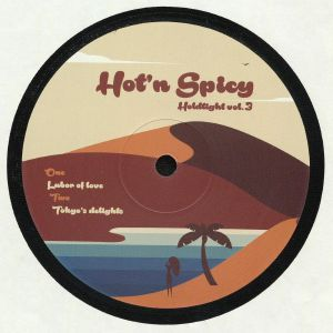 HOLDTIGHT - Hot & Spicy Vol 3