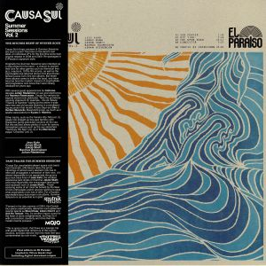 CAUSA SUI - Summer Sessions Vol 2 (reissue)