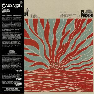 CAUSA SUI - Summer Sessions Vol 3 (reissue)