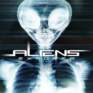 VARIOUS - Aliens Exposed