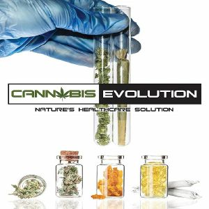 VARIOUS - Cannabis Evolution