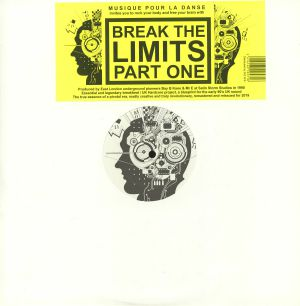 BREAK THE LIMITS - Part One (reissue)