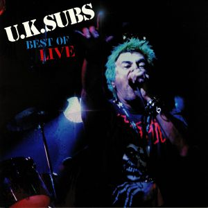 UK SUBS - Best Of Live
