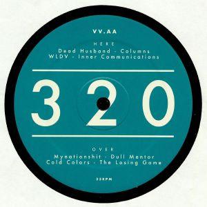 DEAD HUSBAND/WLDV/MYNATIONSHIT/COLD COLORS - VV AA 320 EP