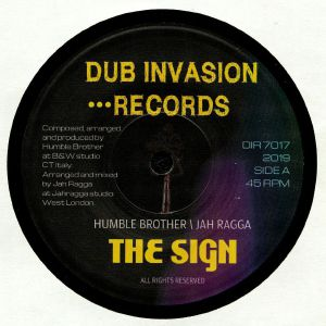 HUMBLE BROTHER/JAH RAGGA - The Sign