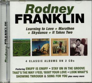 FRANKLIN, Rodney - Learning To Love/Marathon/Skydance/It Takes Two