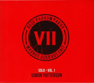PATTERSON, Simon/VARIOUS - Solo Vol 1