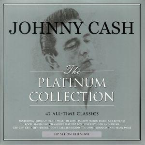 CASH, Johnny - The Platinum Collection