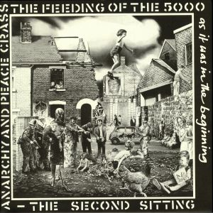 CRASS - Feeding Of The 5000: The Second Sitting (remastered) (reissue)