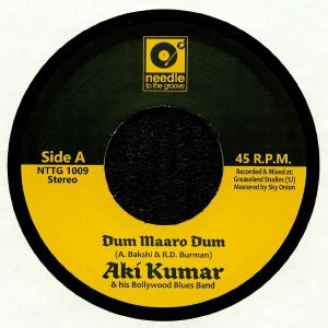 KUMAR, Aki & HIS BOLLYWOOD BLUES BAND - Dum Maaro Dum