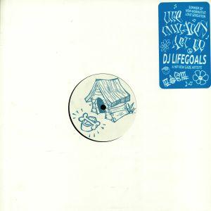 DJ LIFEGOALS - Life Imitates Art EP