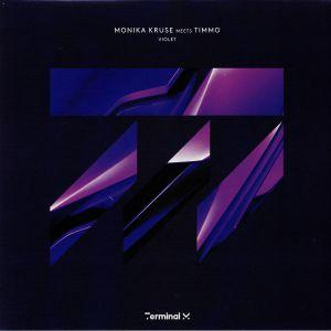 KRUSE, Monika meets TIMMO - Violet