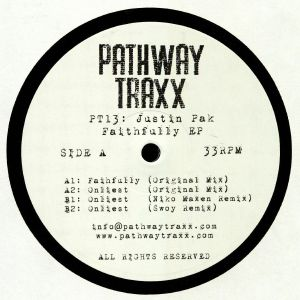 PAK, Justin - Faithfully EP