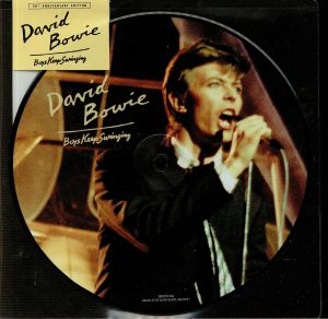 BOWIE, David - Boys Keep Swinging: 40th Anniversary Edition