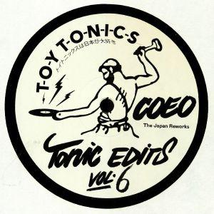 COEO - Tonic Edits Vol 6: The Japan reworks