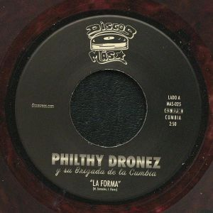 PHILTHY DRONEZ - La Forma