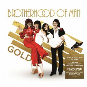 BROTHERHOOD OF MAN - Gold