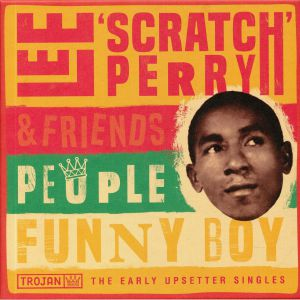 PERRY, Lee Scratch - People Funny Boy: The Early Upsetter Singles