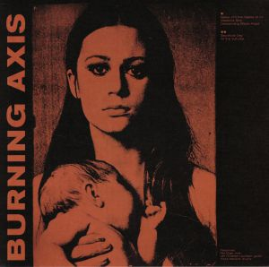 BURNING AXIS - Burning Axis