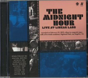 YOUNGE, Adrian/ALI SHAHEED MUHAMMAD - The Midnight Hour Live At Linear Labs