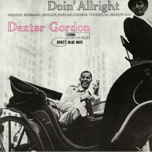 GORDON, Dexter - Doin' Alright (reissue)