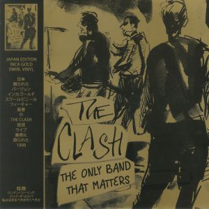CLASH, The - The Only Band That Matters