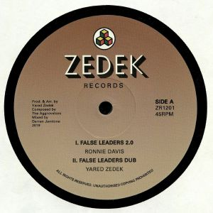 DAVIS, Ronnie/YARED ZEDEK/MAXIM BUTLER - False Leaders 2.0