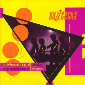 BUZZCOCKS - A Different Kind Of Tension (reissue)