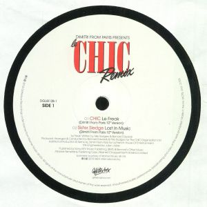 CHIC/SISTER SLEDGE - Le Freak (Dimitri From Paris remixes)