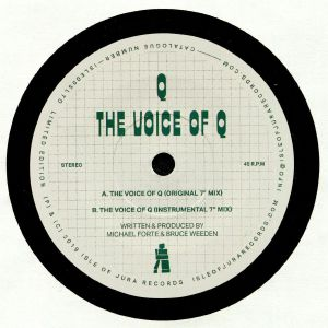 Q - The Voice Of Q (reissue)