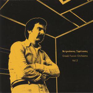 SFETSAS, Kyriakos - Greek Fusion Orchestra Vol 2 (Deluxe Edition)
