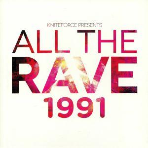 JIMMY J & CRU L T/WISLOV/LUNA C/SHADOWPLAY - All The Rave 1991