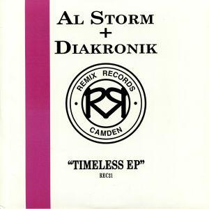AL STORM/DIAKRONIK - Timeless EP