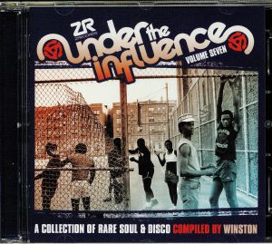 WINSTON/VARIOUS - Under The Influence Vol 7: A Collection Of Rare Soul & Disco