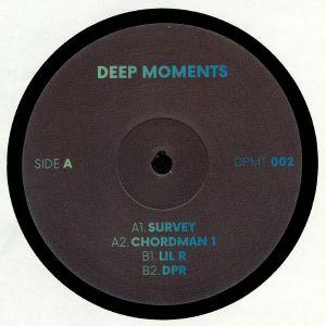 DEEP MOMENTS - Deep Moments 002