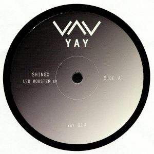 SHINGO - Led Robster EP