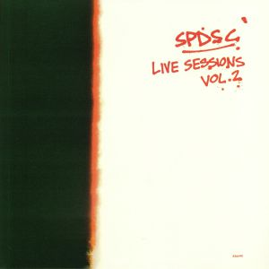 SAINT PETERSBURG DISCO SPIN CLUB - Live Sessions Vol 2